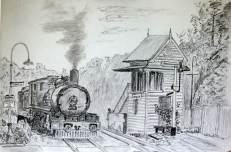 Zig Zag Train
